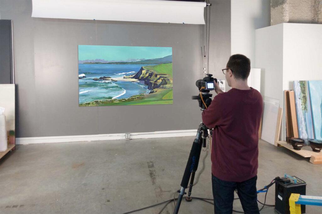 Artwork Captures at Lightsource